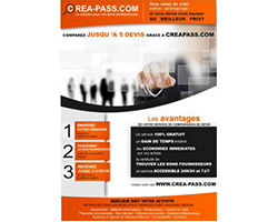 Flyer Crea-pass
